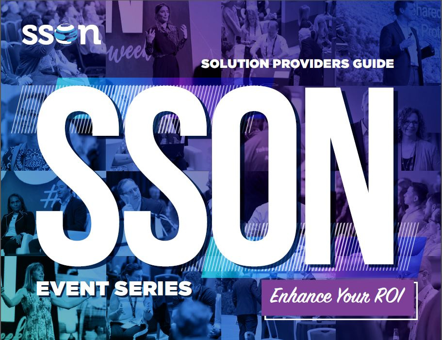 Solution Providers Guide: SSON Event Series