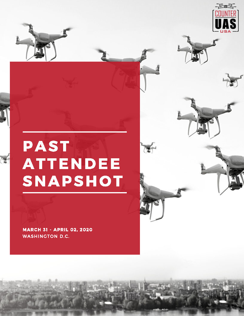 Counter UAS - Past Attendee Snapshot