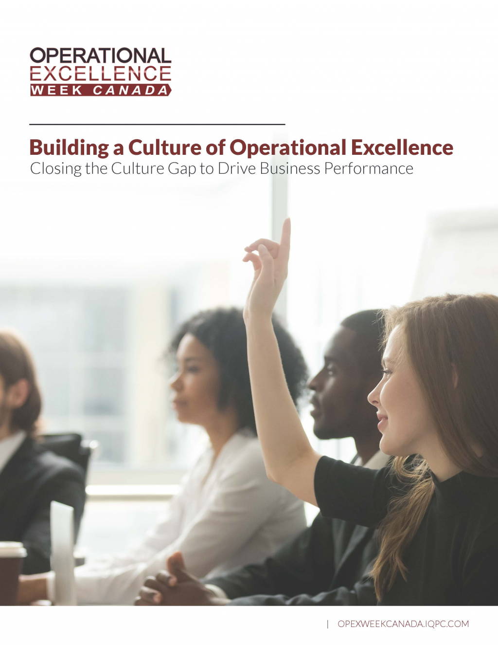 Building a Culture of Operational Excellence: eBook