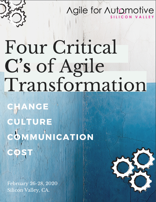 Four Critical C's of Agile Transformation