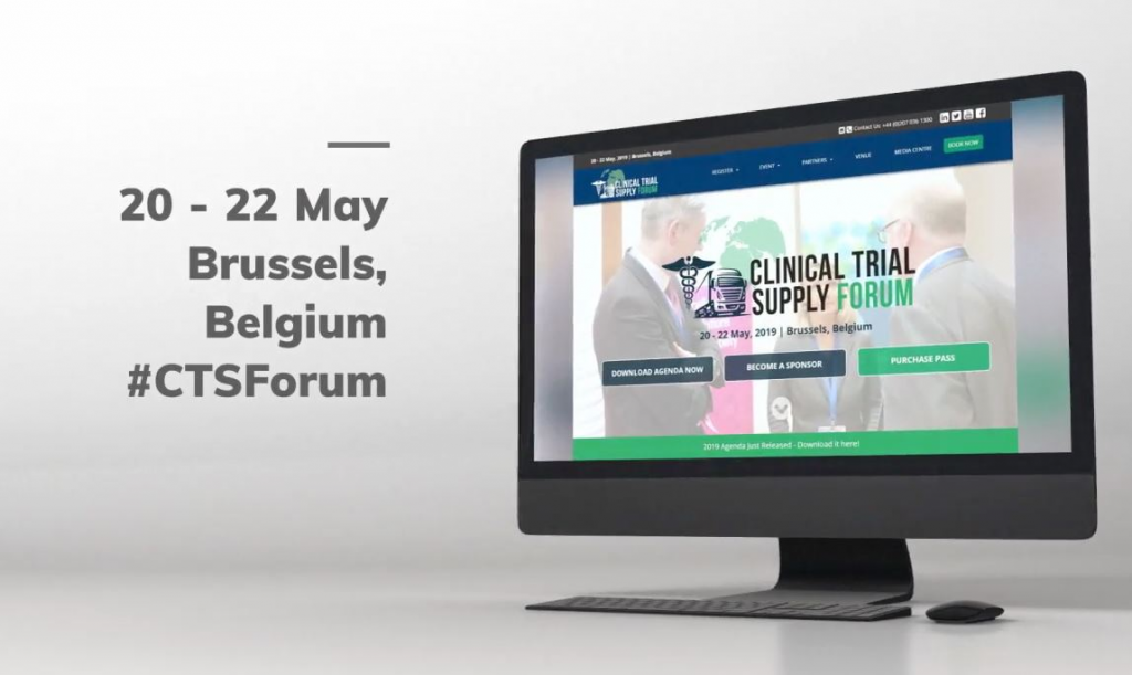 Clinical Trial Supply Event Trailer