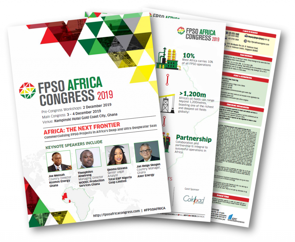 View Event Guide - FPSO Africa Congress 2019