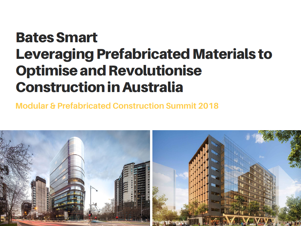 Leveraging Prefabricated Materials to Optimise and Revolutionise Construction in Australia