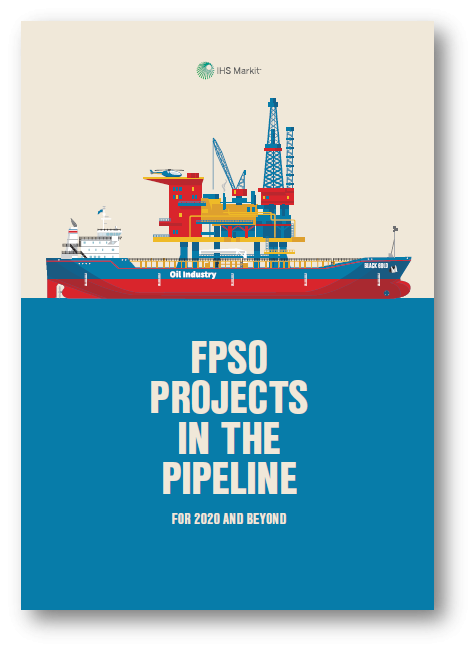 IHS Markit Report - FPSO Projects in the Pipeline