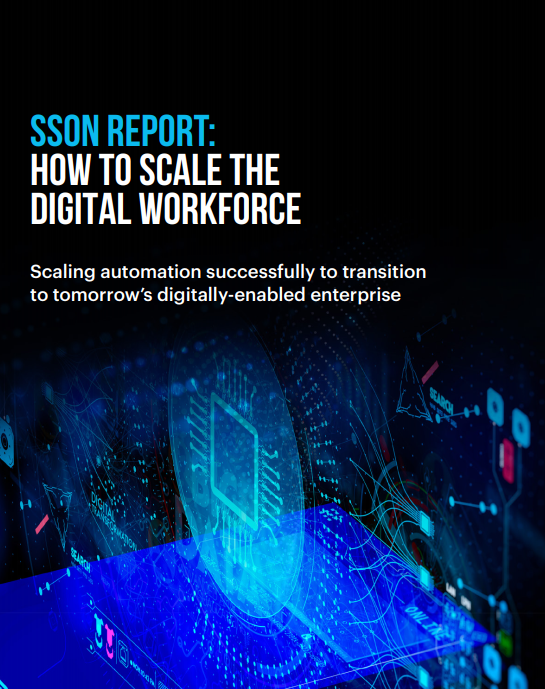 SSON Report: How to Scale the Digital Workforce