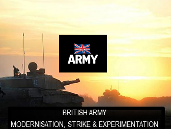 Modernisation, Strike & Experimentation