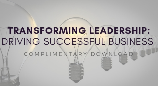 Transforming Leadership: Driving Successful Business