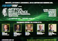 Artificial Intelligence Week – Banking and Financial Services: Agenda