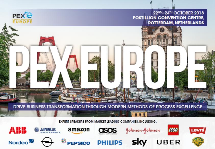 PEX Europe 2018 - spex - Event Agenda