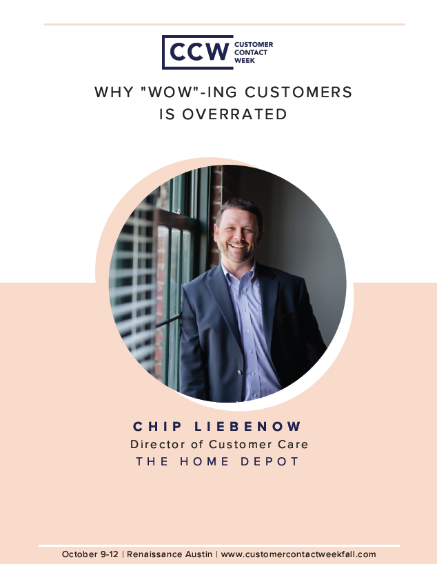 """Why """"Wow""""-ing Customers is Overrated"""