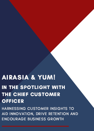In the spotlight with the Chief Customer Officer - Air Asia and Yum!