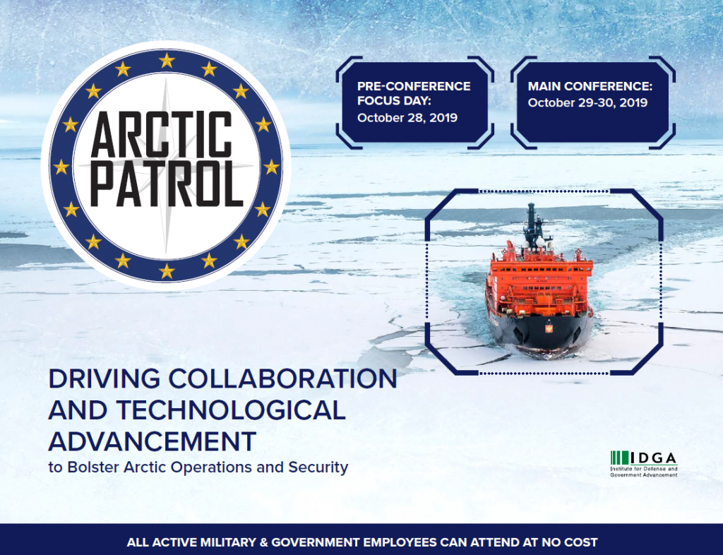 Arctic Patrol Summit Event Guide