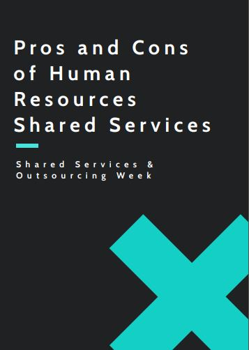 Pros and Cons of HR Shared Services