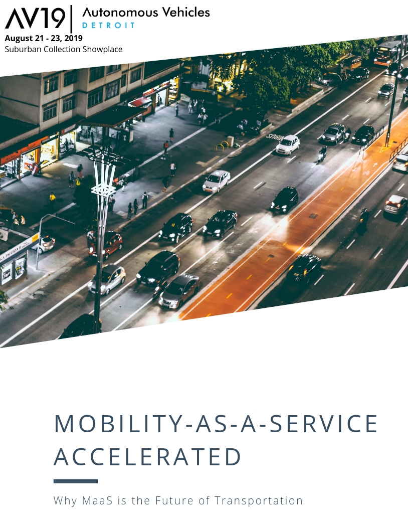 Why Mobility-As-A-Service (MaaS) is the Future of Transportation