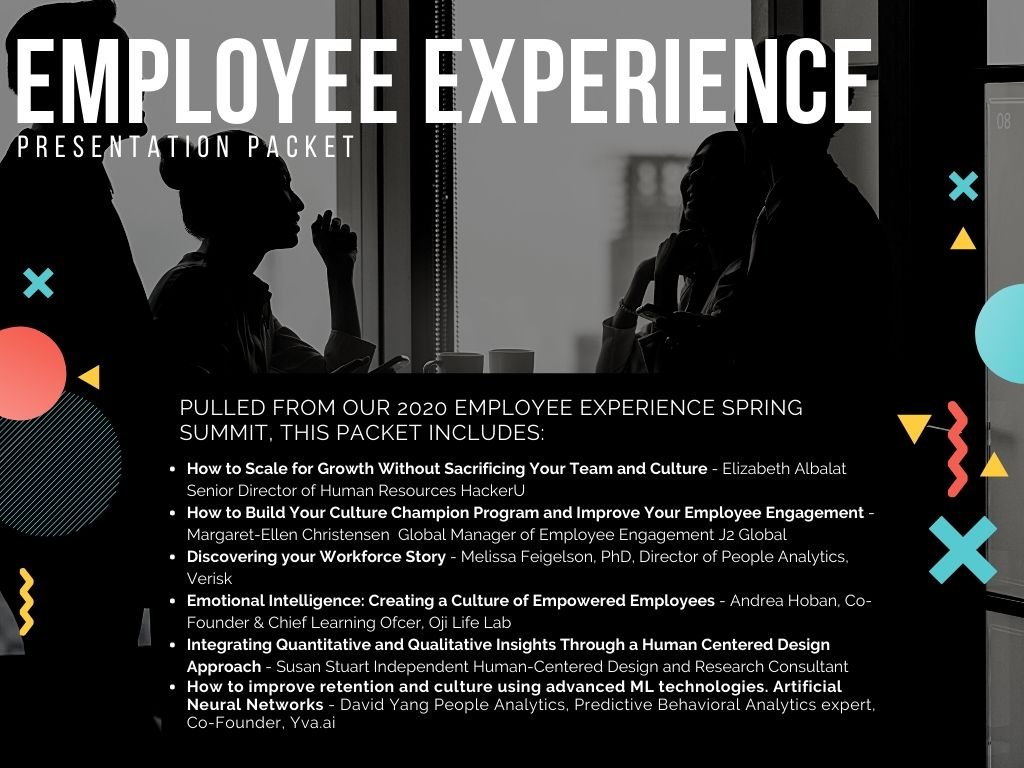 Employee Experience Presentation Packet