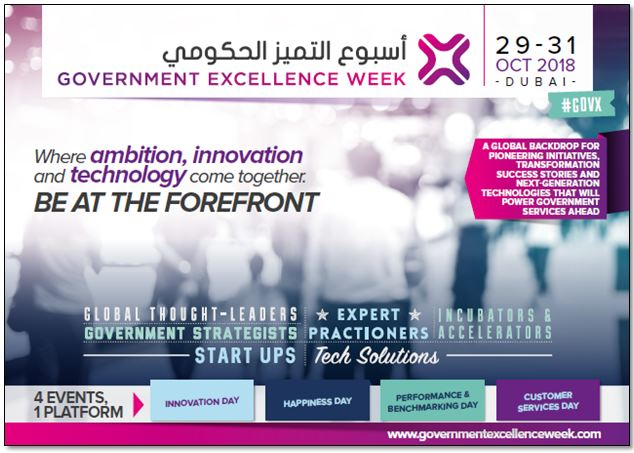 Sponsorship Prospectus: Government Excellence Week