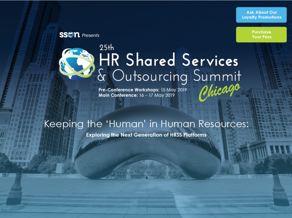 Event Guide: 25th HR Shared Services & Outsourcing Summit
