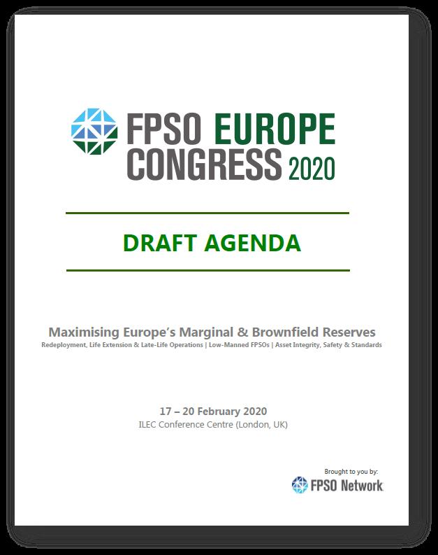 View Preliminary Agenda - FPSO Europe Congress 2020