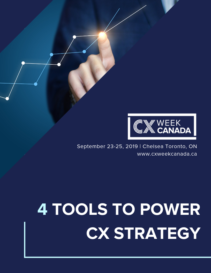 4 Tools to Power CX Strategy