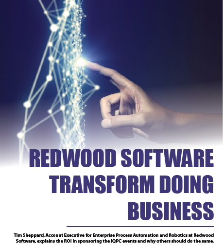 Intelligent Automation Week - spex - Redwood case study