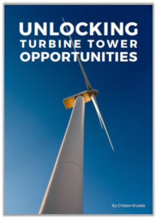 Energy IQ Article: Unlocking Turbine Towers Opportunities