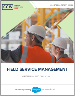 Special Report: Field Service Management