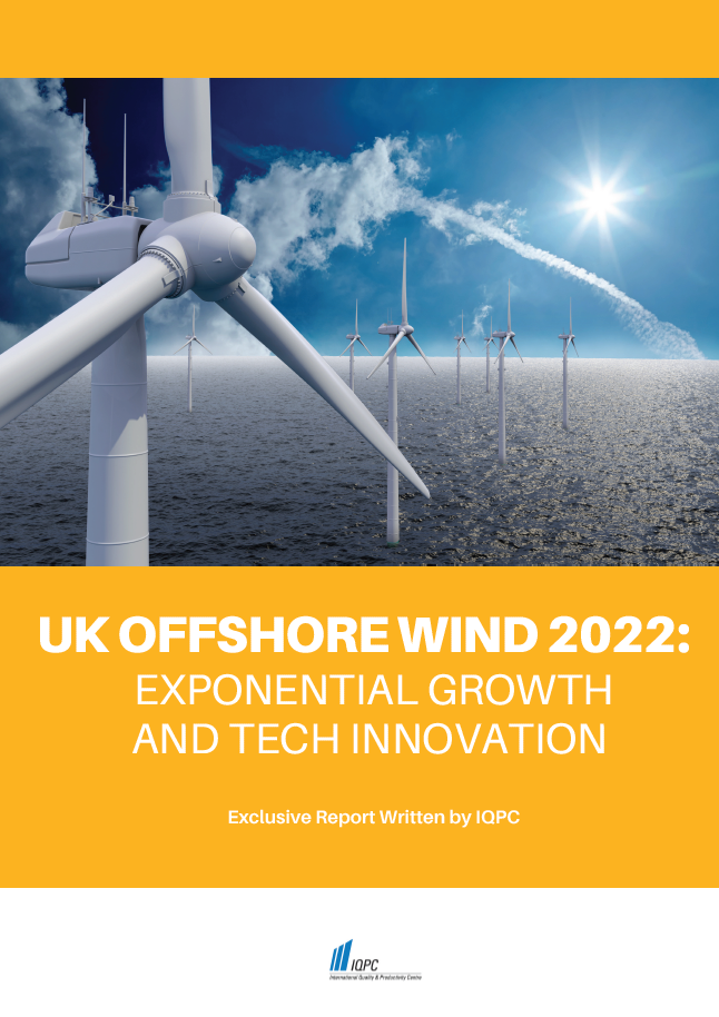 Report on UK Offshore Wind 2022: Exponential Growth and Tech Innovation