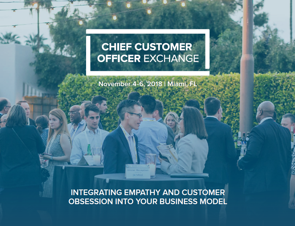 View Event Guide: Chief Customer Officer Exchange