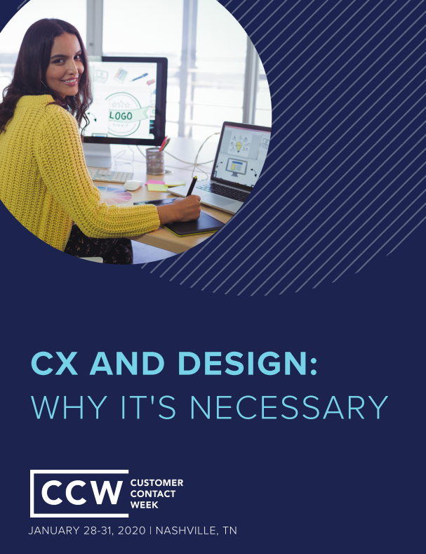 CX and Design: Why It's Necessary