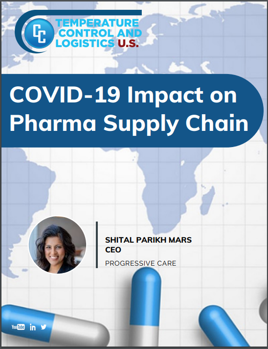COVID-19's Impact on the Pharma Supply Chain