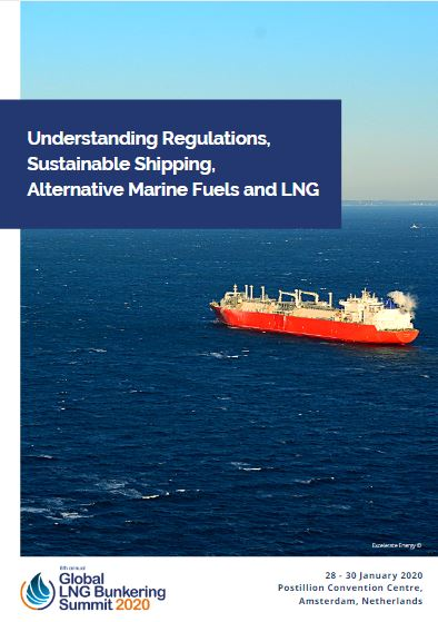 Understanding Regulations, Sustainable Shipping, Alternative Marine Fuels and LNG