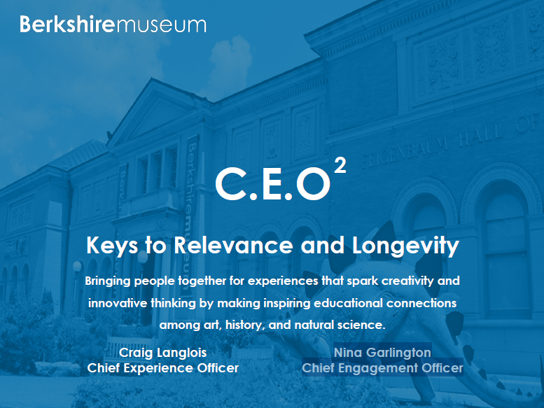 Berkshire Museum: Keys to Relevance and Longevity