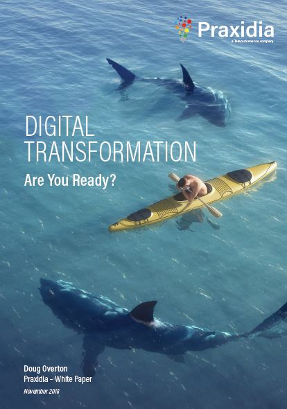 Digital Transformation - Are you ready?