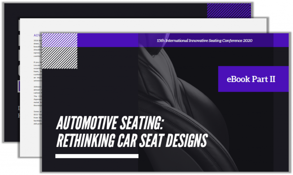Automotive IQ E-Book: Rethinking Car Seat Design