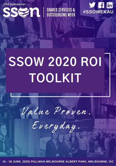 SSOW 2020 ROI TOOLKIT