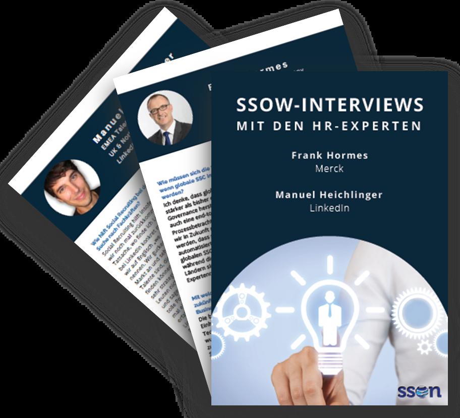 HRSSC Experten Interviews
