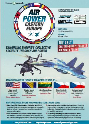 Air Power Eastern Europe Event Guide