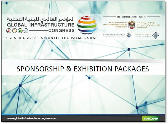 Sponsorship & exhibition packages