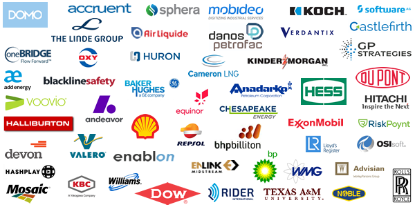 Opex Oil and Gas Summit - 2019 Attendee List