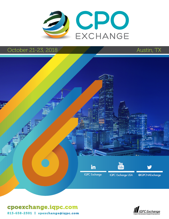 2018 CPO Exchange Agenda