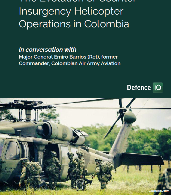 The Evolution of Counter-Insurgency Helicopter Operations in Colombia