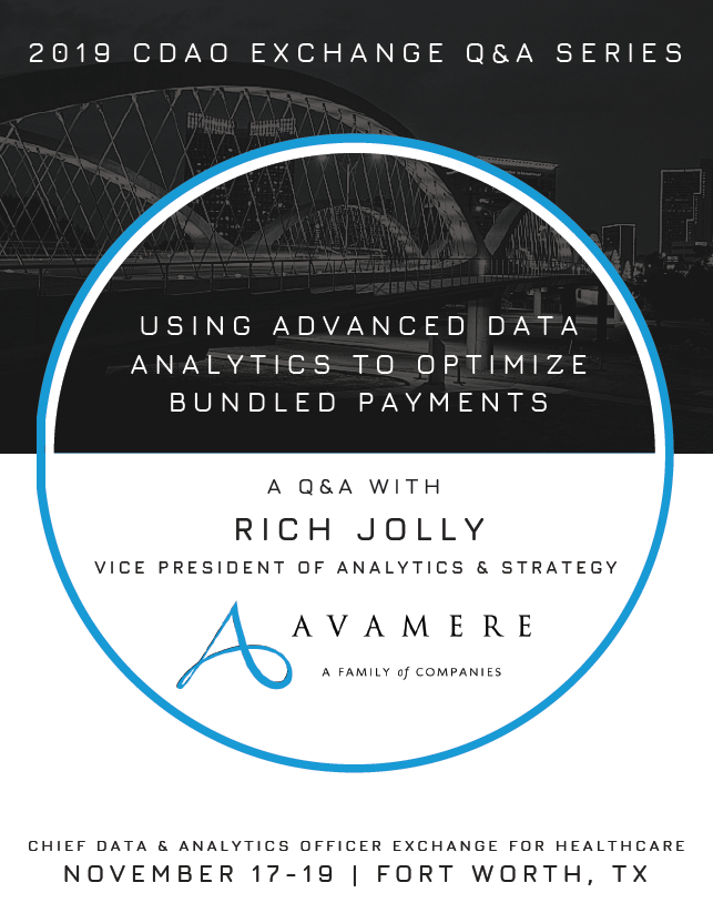 Q&A with Avamere's VP of Analytics and Strategy, Rich Jolly!