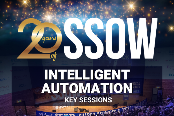 Key Sessions at SSOW 2020 | Intelligent Automation
