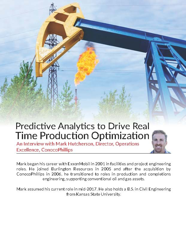 PREDICTIVE ANALYTICS TO DRIVE REAL TIME PRODUCTION OPTIMIZATION