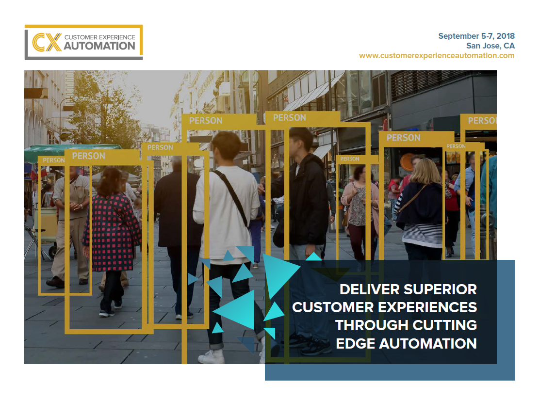 2018 Customer Experience Automation Event Guide