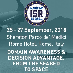 Maritime ISR Global Summit Trailer Video 2018