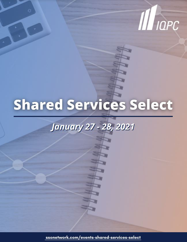 View Your Virtual Program - Shared Services Select