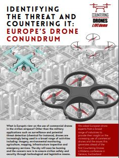 Europe's Drone Conundrum: Identifying and Confronting the Emerging Threat of UASs