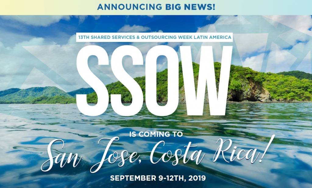 Cultivate Culture and Innovation at SSOW Latin America 2019 (Guía de Eventos)