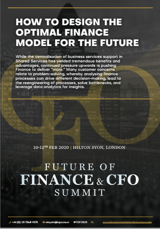 How to design the optimal finance model for the future?